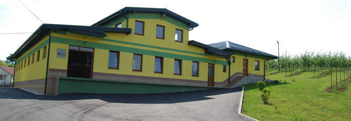 Fabrika za preradu