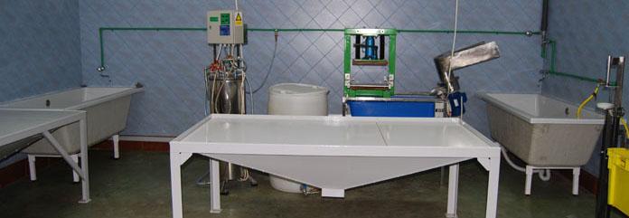 Proizvodnja sokova, cijedjenje voca...